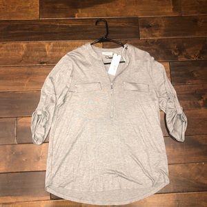 Women's size large Calvin Klein blouse